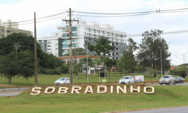 Convite à população de Sobradinho