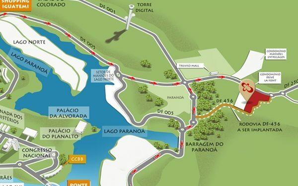 Brasília sediará corrida de trilha em local inédito, entre os Lagos Sul e Norte.