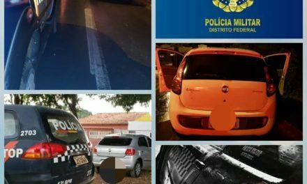 GTOP -33 DE SOBRADINHO RECUPERA VEÍCULOS ROUBADOS