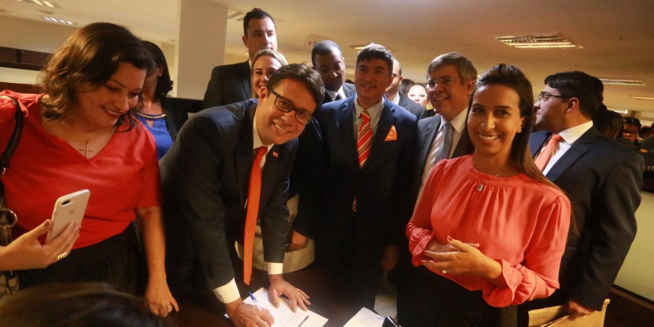 Délio Lins e Silva Jr. registra chapa Independência na Ordem