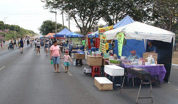 Sindicato dos ambulantes cria cadastramento de profissionais para organizar e regularizar o setor no DF