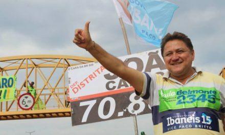 A REGIÃO NORTE DO DF elegeu 2 Deputados Distritais