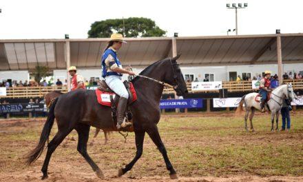 Campeonato Brasileiro de Marcha Batida é aberto oficialmente na Granja do Torto