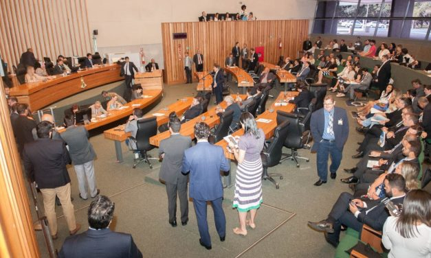 Votação do Orçamento 2019 encerra trabalhos legislativos