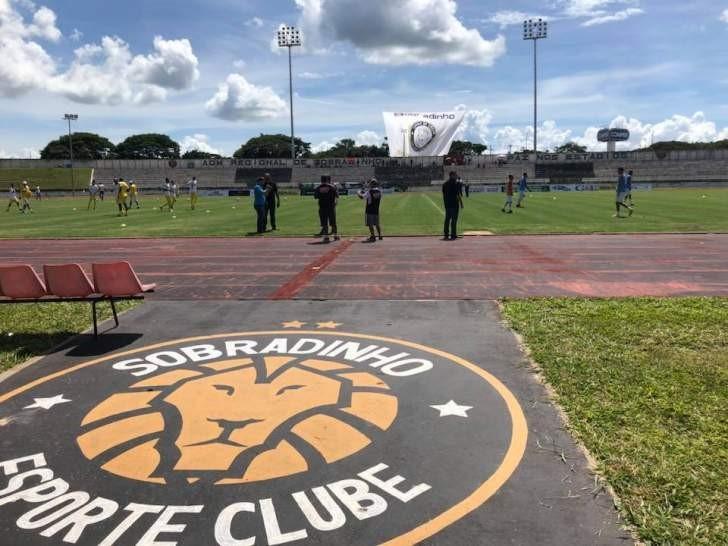 Presidente do Sobradinho Esporte Clube dispara: 'Estádios deviam ser repassados aos clubes'