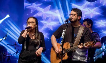 Luiza & Maurílio se apresentam emSobradinho