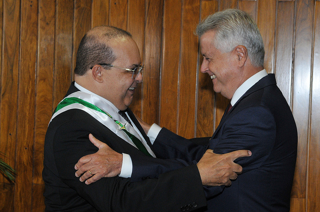 Ibaneis Rocha é o novo governador do Distrito Federal