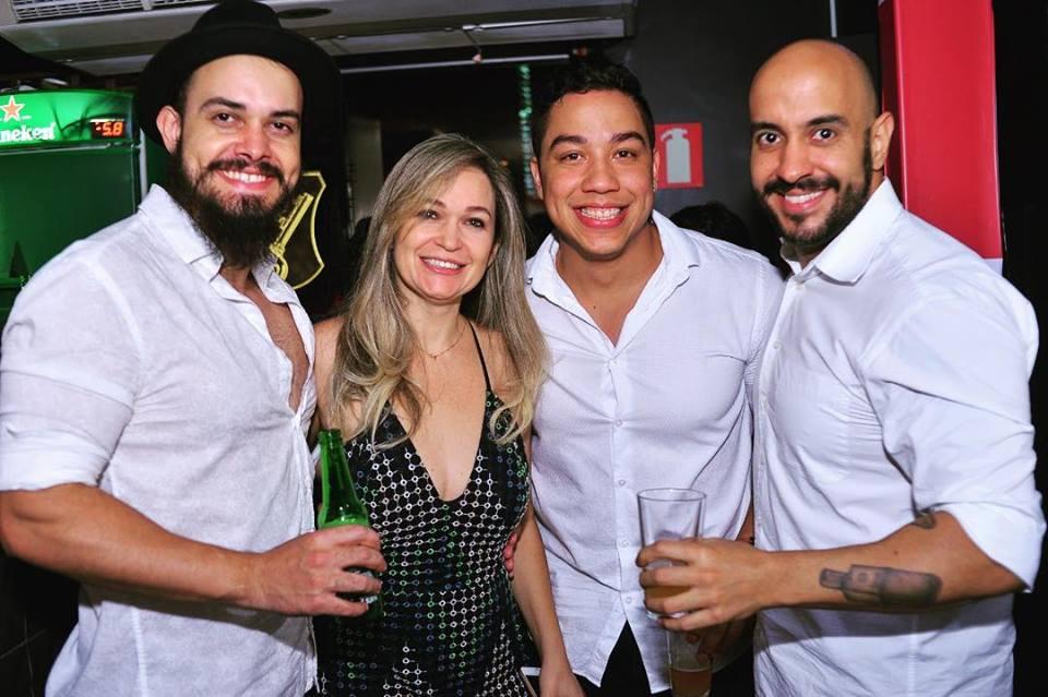 ARTE NA PRAÇA 2 –  Fim de semana em Sobradinho tem show com a Banda 4u