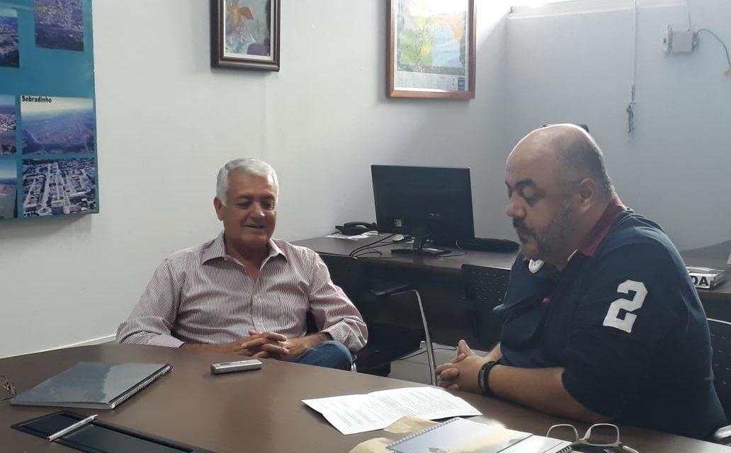 DR. EUFRÁSIO PEREIRA DA SILVA – ADMINISTRADOR REGIONAL DE SOBRADINHO FALA AOS LEITORES DO JORNAL