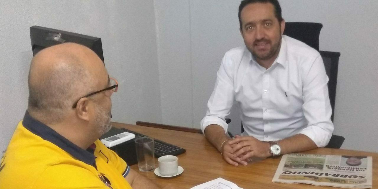 Entrevista com Administrador da Fercal – Fernando Gustavo Lima da Silva