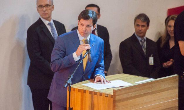 Rafael Prudente (MDB) é eleito presidente da Câmara Legislativa do Distrito Federal