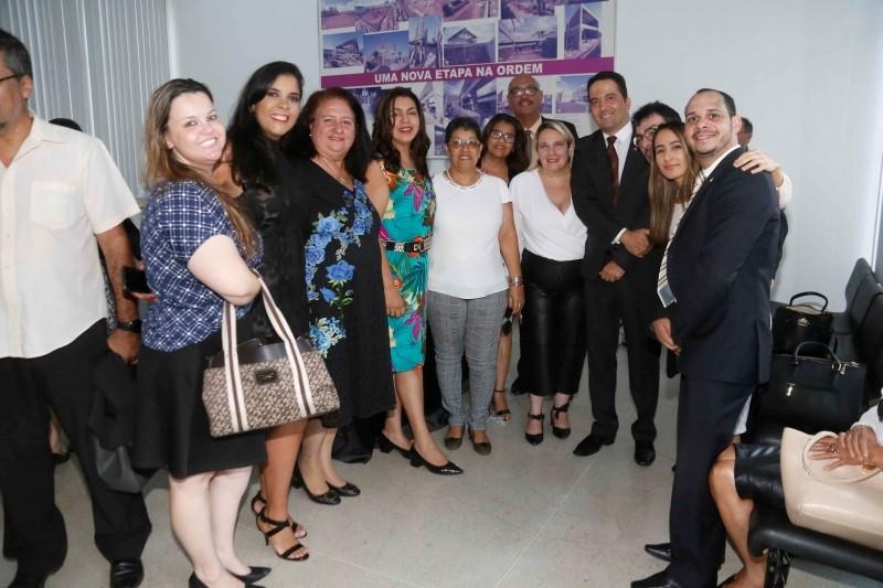 Subseção de Sobradinho ganha novo auditório e já conta com equipe de conselheiros Subseccionais