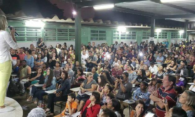 COM 556 VOTOS A FAVOR SOBRADINHO APROVA GESTÃO COMPARTILHADA