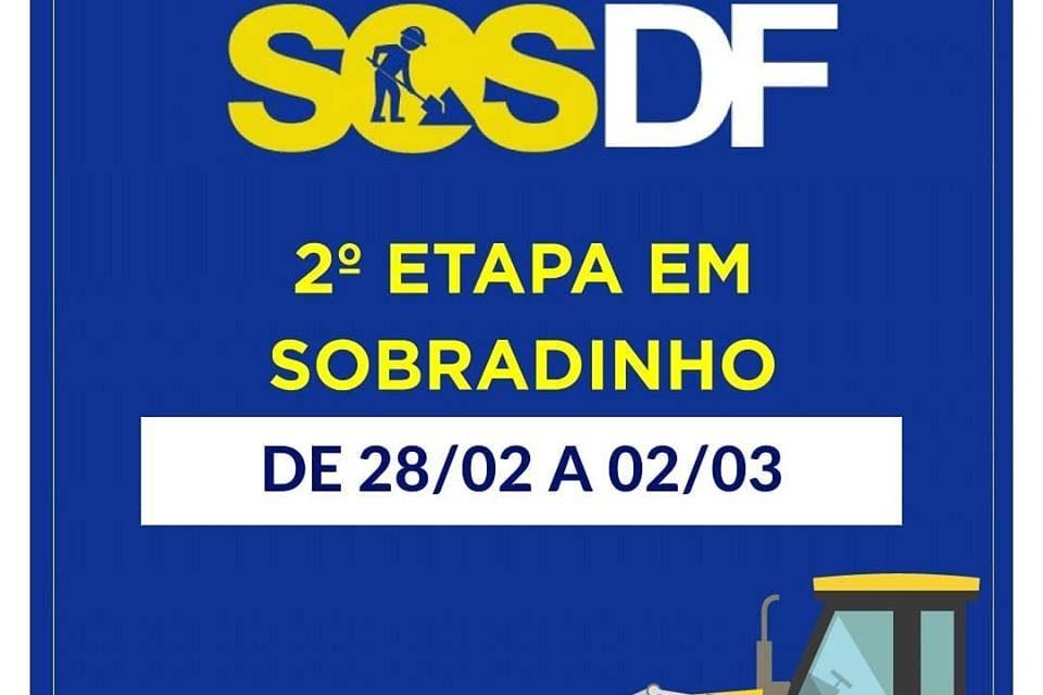 SOS DF EM SOBRADINHO