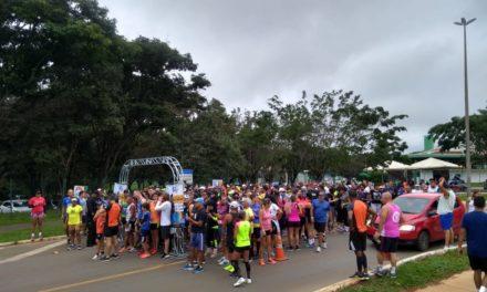 Treino em Sobradinho reúne mais de 400 pessoas