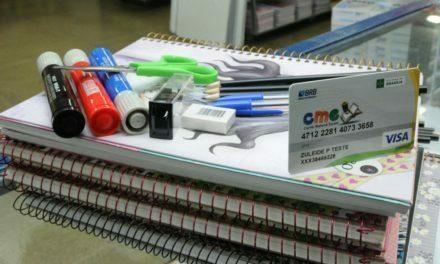 Programa Material Escolar é regulamentado