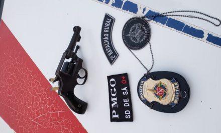 Após perseguição, PMDF e PMGO recuperam dois carros roubados e apreende revólver em Sobradinho