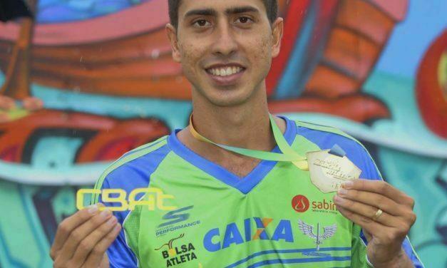 Caio Bonfim conquista o oitavo título da Copa Brasil de Marcha Atlética