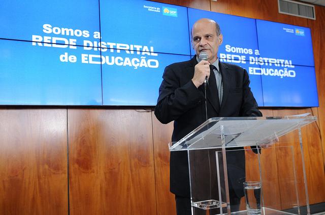 Governo lança Educa DF, programa que vai melhorar e modernizar o ensino público