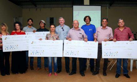 Caesb remunera produtores de água de Planaltina