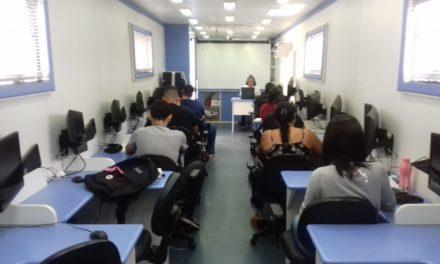 Jovens da Fercal (DF) participam de cursos profissionalizantes gratuitos