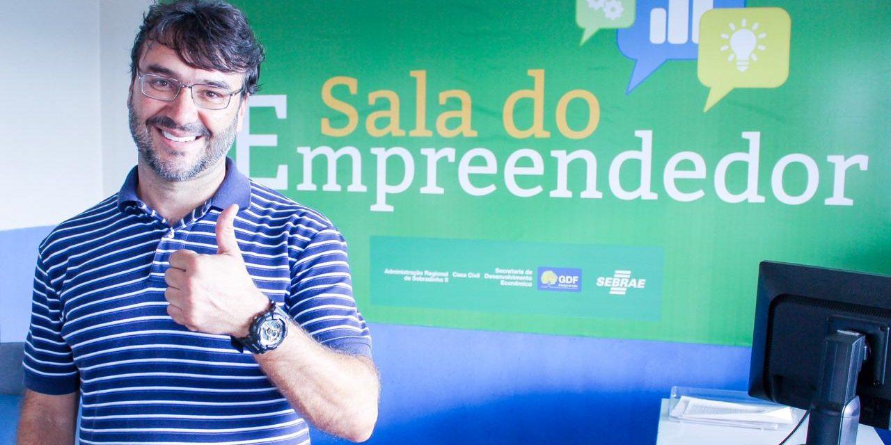 Inauguração Sala do Empreendedor