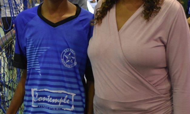 Associação Esporte e Vida, em parceria com a Companhia Siderúrgica Nacional, lança escola de futebol gratuita em Sobradinho