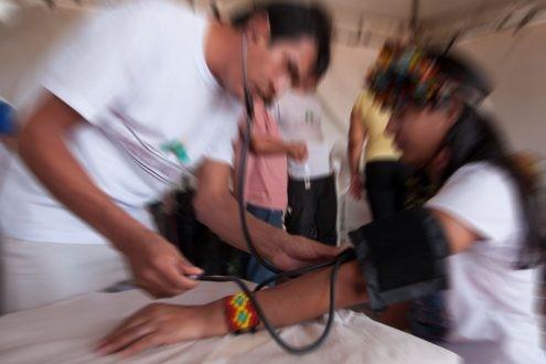 Casa de Saúde Indígena localizada em Sobradinho/DF vive o caos