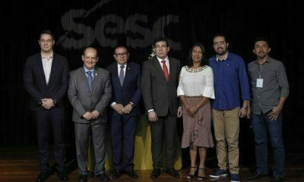 Sesc e Globo assinam termo para realizar o DF Cidadão. Parceria já promoveu mais de 600 mil atendimentos