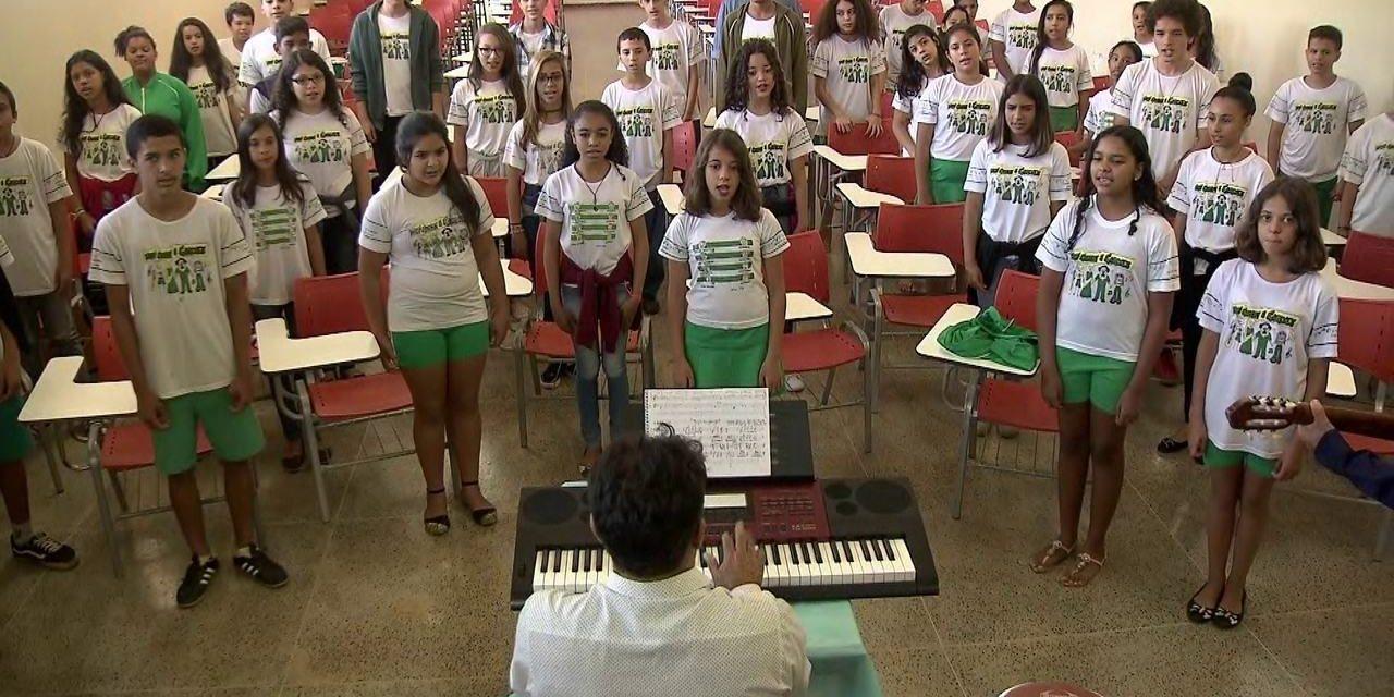 Apresentação Cultural comemora 30 anos das Obras Sociais Jerônimo Candinho em Sobradinho