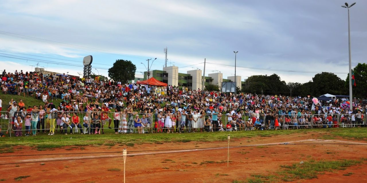 VIA SACRA DE SOBRADINHO COMPLETA 34 ANOS NA CIDADE