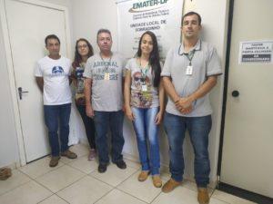 EMATER DE SOBRADINHO COMPLETA 41 ANOS DE ATUAÇÃO