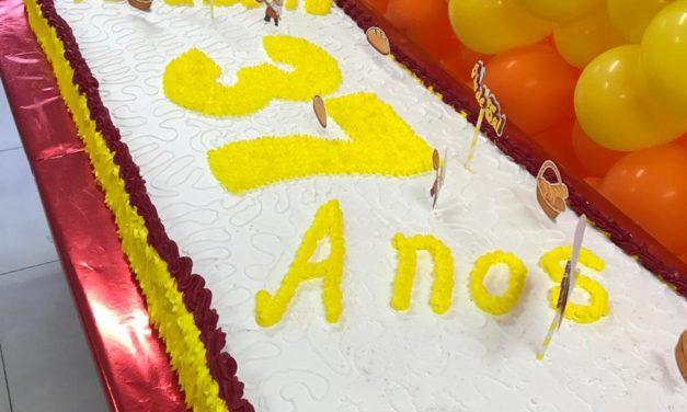 Padaria Pão de Sal comemora 37 anos
