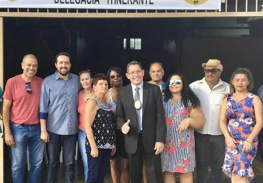 Informações da Administração Regional da Fercal por Kleber Ribeiro