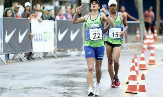 Elianay Pereira é convocada pela Confederação Brasileira de Atletismo