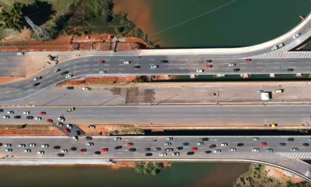 Concluída série de testes estruturais na Ponte do Bragueto