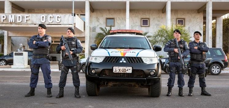 Equipe policial alia eficiência com cumplicidade no policiamento em Sobradinho