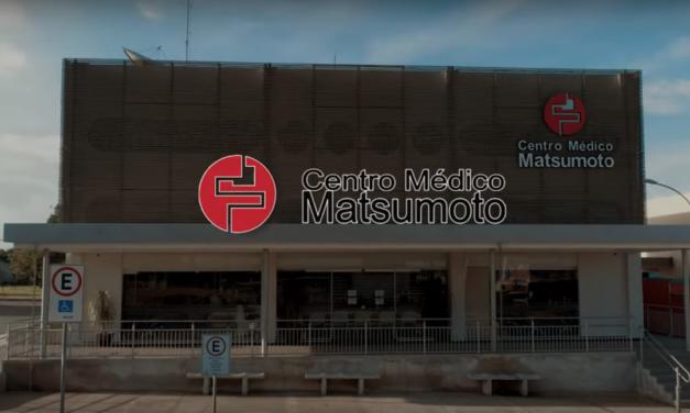 CENTRO MÉDICO MATSUMOTO 11 ANOS CUIDANDO DA SUA SAÚDE