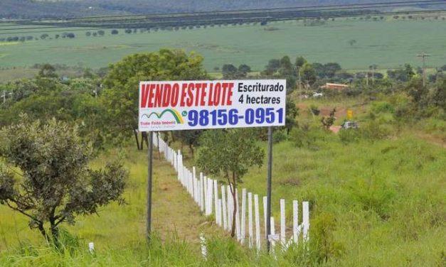 Legalização da Fazenda Sálvia, próxima a Sobradinho, fica mais próxima