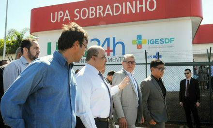 Governo do Distrito Federal reabre consultório e Sala Amarela em Sobradinho