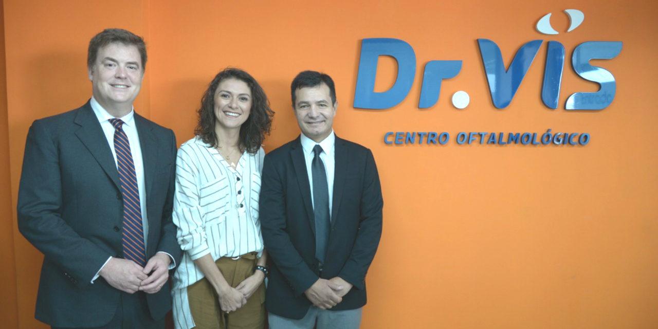 Dr. Vis é lançado em Brasília