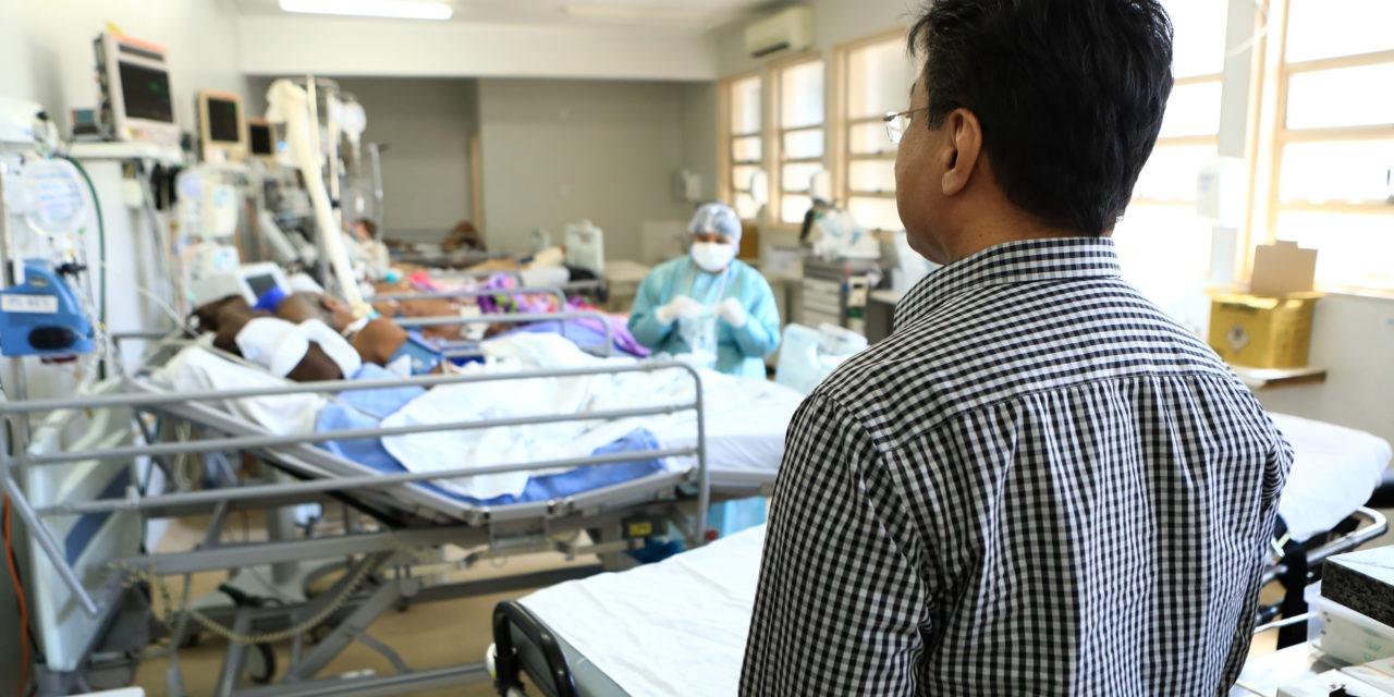 Hospitais da região norte passarão por manutenção