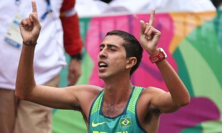 Caio Bonfim ganha medalha de prata nos Jogos Pan-Americanos