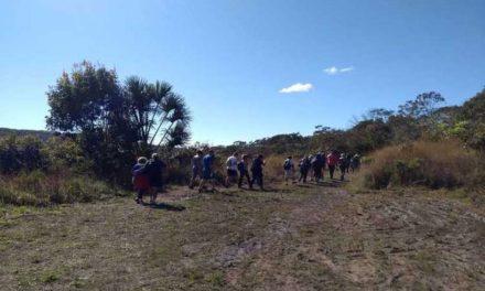 Grupo convida para passeio, neste domingo, em cachoeiras do Ribeirão