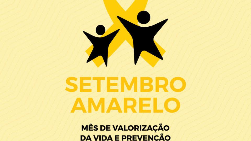 Centro de Atenção Psicossocial Álcool e Drogas (Caps-AD) de Sobradinho promove evento de prevenção ao suicídio