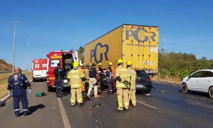 DF registra quatro vezes mais acidentes que a média nacional