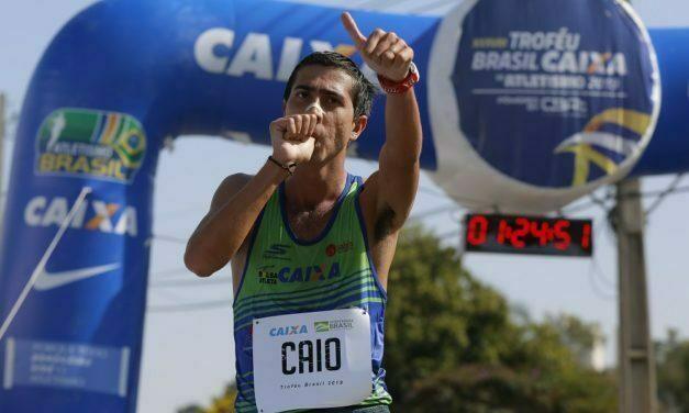 Caio Bonfim ganha sétimo título do Troféu Brasil de Atletismo