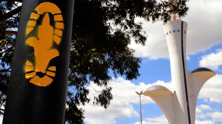 Lançamento do Caminhos do Planalto Central contará com a participação de mais de 250 trilheiros