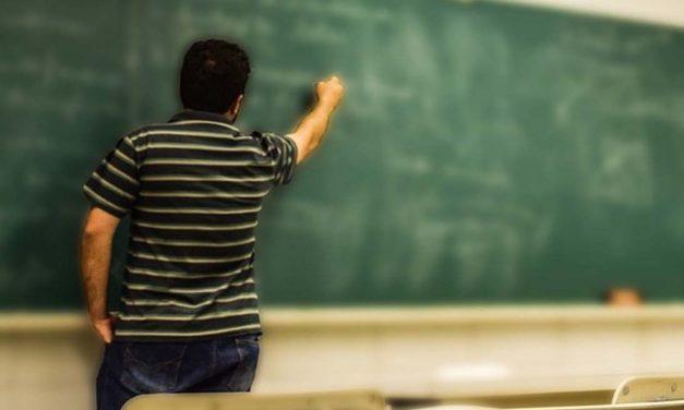 Não existe educação de qualidade sem bons professores