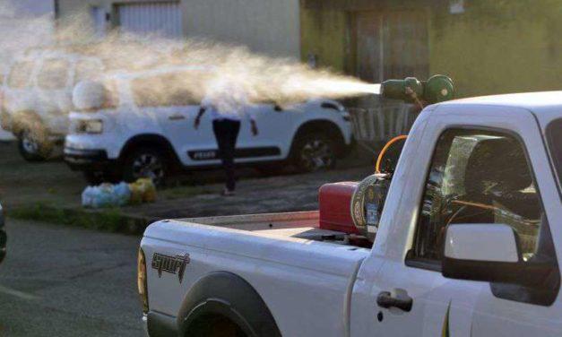 Fumacê contra dengue será feito com motocicletas no DF